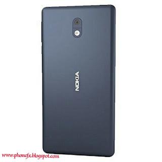 Nokia 2 back display