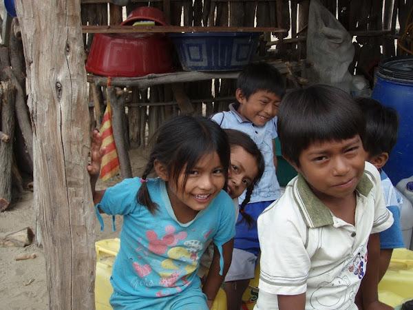 Ayuda a que Niños de Perú se Beneficien con Agua Potable #ProyectoAguaSegura