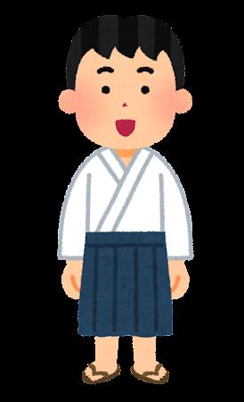 見習いのイラスト(修行)