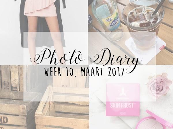 Photo Diary Week 10, maart 2017