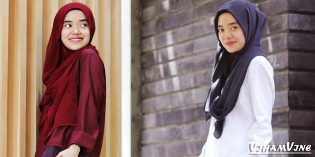Mau Tampilan Hijab Penuh Inspirasi Follow 9 Hijab Blogger ini, Sekarang! Puput Utami