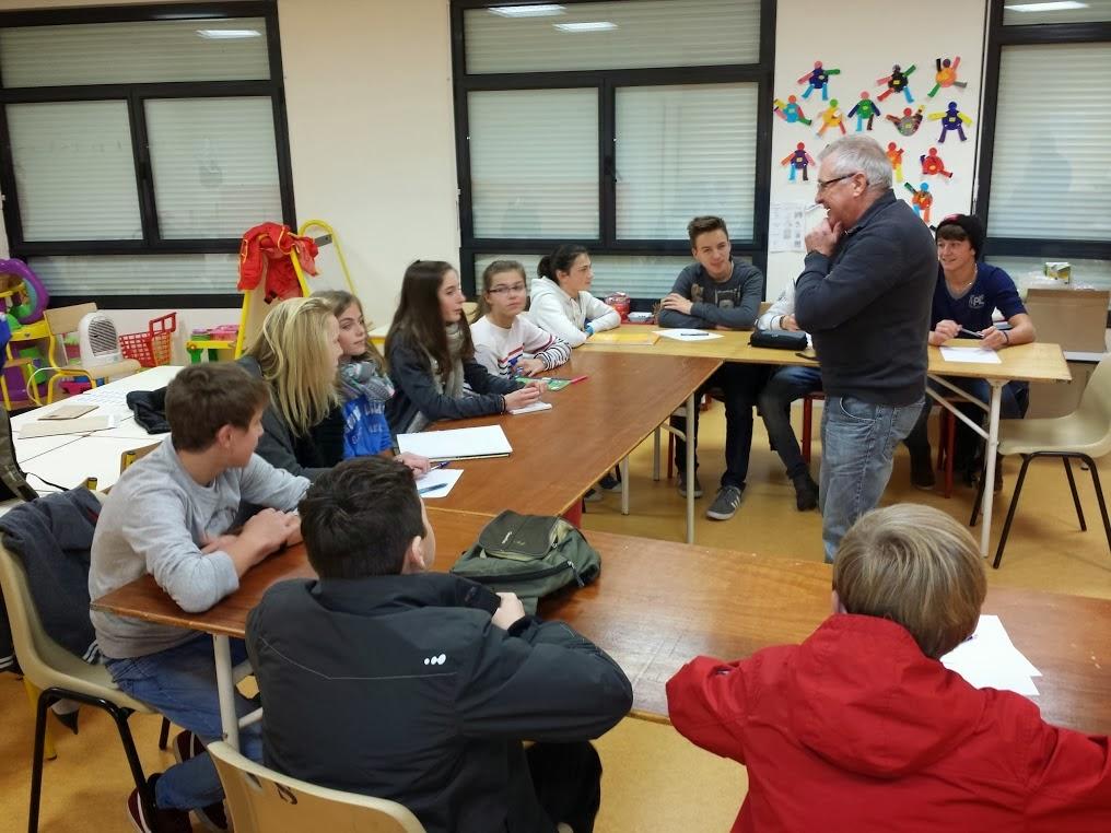 Formation de juges servins athl tic club for Dujardin arras