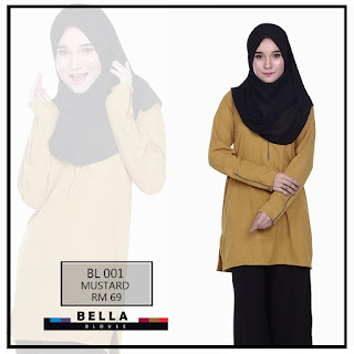 Bella Blouse - SOLD OUT