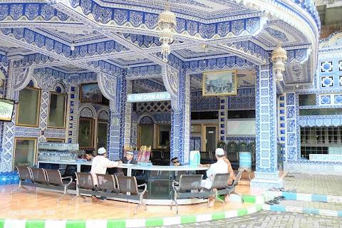 Pesona Masjid Tiban di Kabupaten Malang