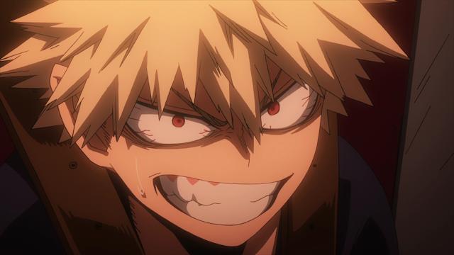 الحلقة الثامنة من Boku no Hero Academia S3 مترجمة
