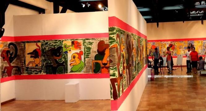 Pro-Kontra Seni Rupa Modern dan Kontemporer