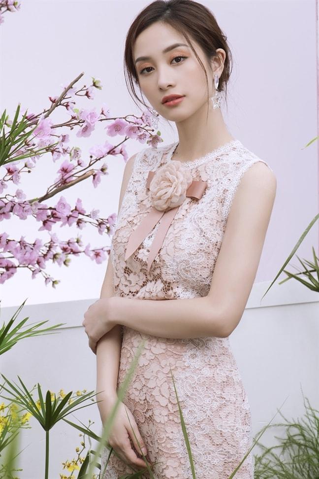 Cuối tuần ngọt ngào với sắc hồng pastel như mỹ nhân 'Tháng năm rực rỡ' -3