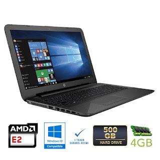Laptop HP 14-bw015AU Baru Di Malang