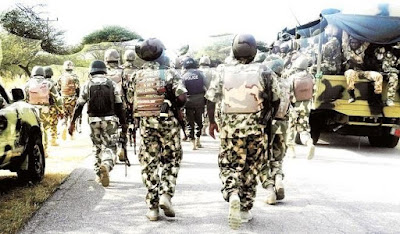 Four persons reported killed as Police and Army clash in Yobe