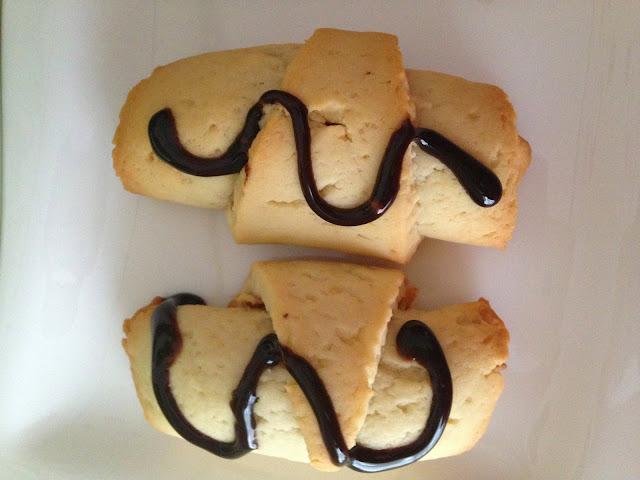 elmalı kurabiye nasıl yapılır