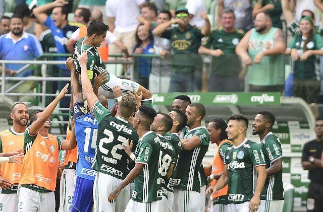 Palmeiras x Jorge Wilstermann (15/03/2017) - Horário e TV (Libertadores 2017)<