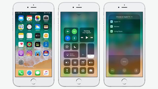 ios-11 Learn how to Obtain and Set up iOS 11 Public Beta Apps iPad iPhone News