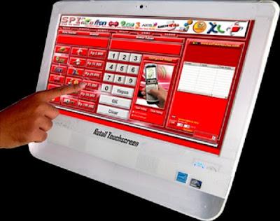 Kios Pulsa Otomatis 24 Jam Dengan Software Terbaik