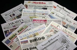 Jurnalistik Surat Kabar
