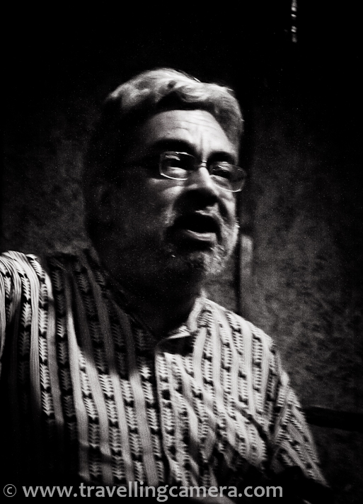 With recent plays acted at Sammukh auditorium of National School of Drama, Panchlight was the last one. It is directed by Ranjit Kapoor. Let's have a quick PHOTO JOURNEY of Panchlight, which is directed by Ranjit Kapoor.Here is a photograph is famous Theatre Director Ranjit Kapoor !!!  My interest in theatre was developed three years back after seeing 'Begum ka Takia', which was again directed by Ranjit Kapoor. In last three years I have seen various other plays by Ranjit Kapoor and all of them were really amazing. He has his unique style of presenting a play in an interesting way. If something has never seen theater plays and want to try one, I always recommend any plays directed by Ranjit Kapoor.Play starts with a song and whole cast is sang the starting song brilliantly. All these actors are mulch-talented, who can sing, dance and capable of doing lot more.This story started with a love story of village. Boyfriend used to meet his girlfriend in farms during night. One of the other boy saw them meeting behind the tree and told the same to girl's mom. She raised a case in Panchayat against the boy, who belonged to other village. Above photograph is showing Panchayat Pradhan, Panch and boy sitting on ground...During Panchayat session, all members indulged in other discussions related to village development and light problems. After some interesting discussions, Panchayat found no issue in meeting girls in farms as there were some genuine reasons of not meeting inside village. On this girl's mother threatened villagers about leaving the village and go to the nearby place.Various situations in the play were described through songs. Each song was represented very well in Panchlight play by Ranjit Kapoor.Finally boy was fined with 10 rupees and asked to leave the village. He left that village and started living near river across other village. The photograph above is showing girl sad about this decision.Finally focus changed towards growth in their village... Most of the main folks went to market and bought a Panchlight for their village. Above photograph shows celebrations in village..Everyone in the village was dancing around Sunil Upadhyay who was carrying the Panchlight. Till this point noone had even seen the light, as it was packed inside a wooden bSoon after they realized that no one in the village knows, how to light this Panchlight. Now a discussion started in very sad mood. Some suggested to request folks from neighboring villages to come and teach the process. It was not accepted by most of them, as it would have proven them small as compared to other villagers.At the same time, she got an idea... And she knew that her banned boyfriend knows about the process of lighting the punchlight. She conveyed the same to her friend and finally the news reached pradhan of the village. Soon it was decided to recall all allegations against him and planned to call him back...He came and asked villagers to bring required spirit. But no one in village had though about the fuel. Now again everyone was sad that they have to arrange funds and someone needs to go to market for buying appropriate fuel item. But again he resolved the problem and asked if someone use coconut oil. Her girlfriend brought some oil and finaly Panchlight worked !!!Again everyone in the village was delighted and dancing around the Punchlight. Story was not as plain as I explained... One needs to see this play to enjoy it !!! Since it was last show in Delhi, it was completely filled with energy, enthusiasm and some natural acts in the end...Here is a photograph of main couple, who were main characters and whole story revolved around these two folks. Although every character was equally important in this play...Kailash Chauhan == Deep Lumar == Madhumita == ?? ==  Prasanna Soni == Rajini == Jawed == ?? ==  Anirudh Wankar  == Sunil UpadhyayWhole cast of Punchlight ending the play with a sweet song. Everyone in this troop sung really well. Folks in National School of Drama are really mulch-talented and some of them have no other match...Kailash Chauhan - It seems he has just joined NSD Repertory company. He was brilliant in this play. Role of Village Sarpanch was played by Kailash Chauhan only. Recently I saw some other plays by Kailash Chauhan and he was amazing. Kailash is a fantastic dancer as well :Rajini, a cute girl in this play, who used to meet her boyfriend in fields.Anirudh Wankar - One of the panch in this play who always threatened about resigning from Panchayat. He had good hold in Village panchayat and you have to see the play to actually see how he influence everyone in Panchayat and Village... He is an amazing singer as well !!Madhumita, who acted as girl's mom and main character in this play. She was a respected lady in the village and all panchayat members were really concerned about her complaint...Here comes Mr. Sunil Upadhyay, who dictated this story. He is one of the senior and brilliant actor of National School of Drama. Begum ka Taia was first play when I saw his acting and I am huge fan of Sunil till date... Although now I appreciate most of the actors on NSD, Mandi House, Delhi, INDIA...