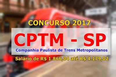 Apostila CPTM 2017 Agente de Conservação de Via
