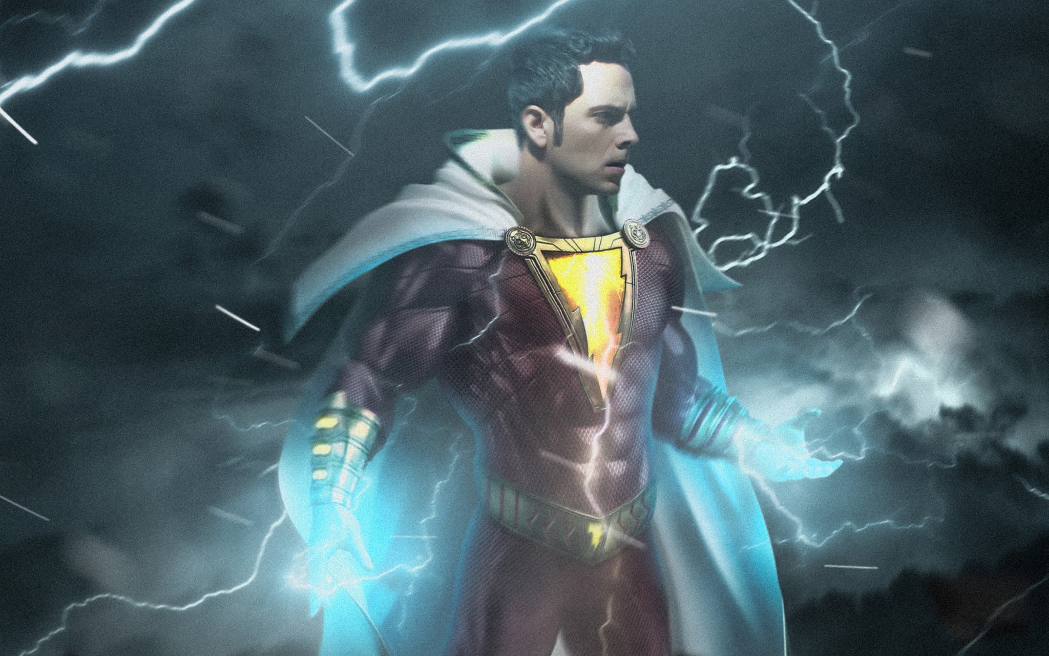 Shazam Wallpaper Hd Xfxwallpapers Free Hd Wallpapers