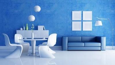 Contoh Warna Desain Interior Paling Menarik