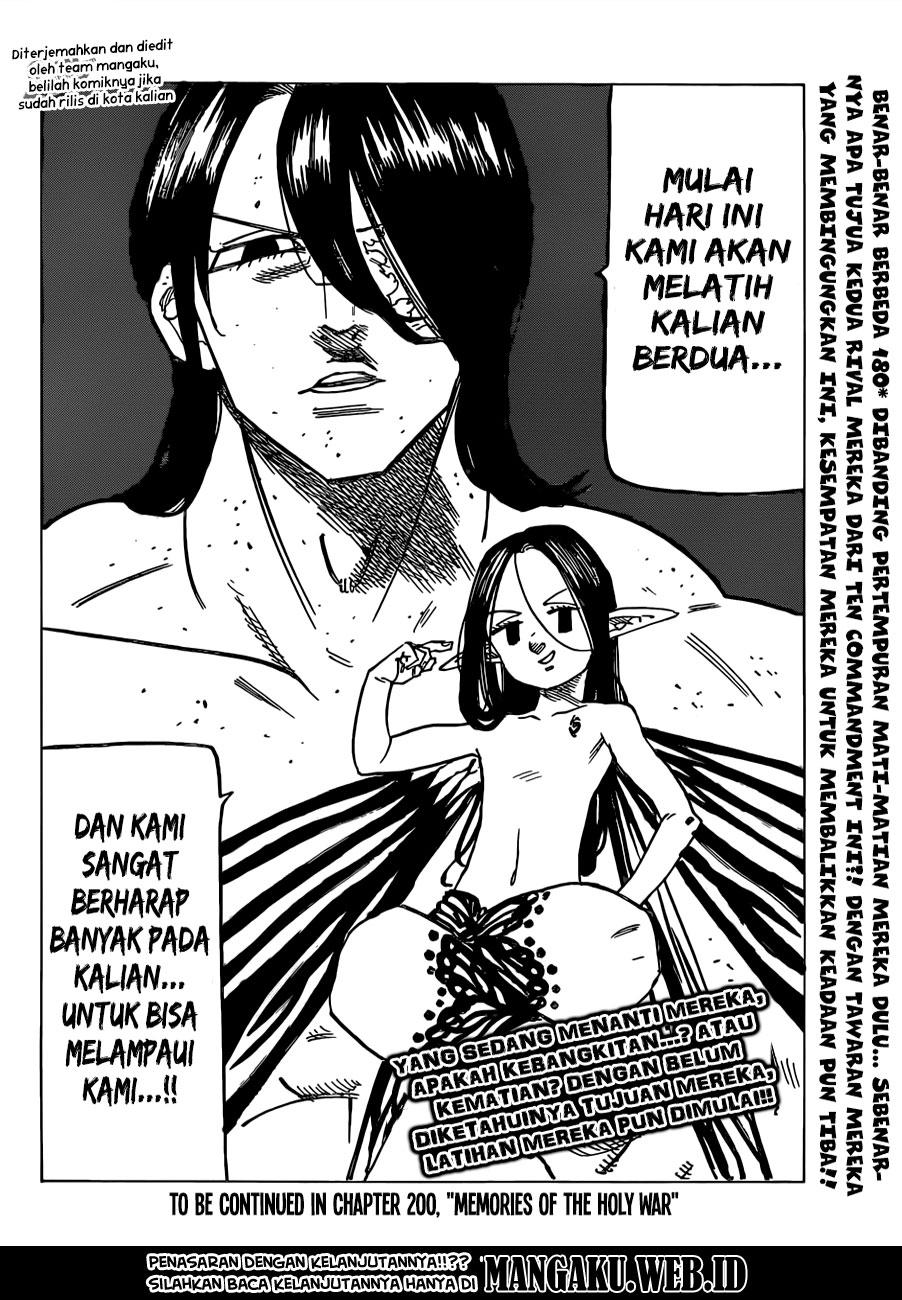 Nanatsu No Taizai: Chapter 199 - Page 21