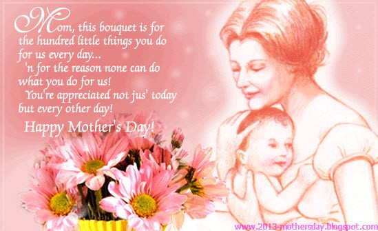Mothers Day HD Cards 2017
