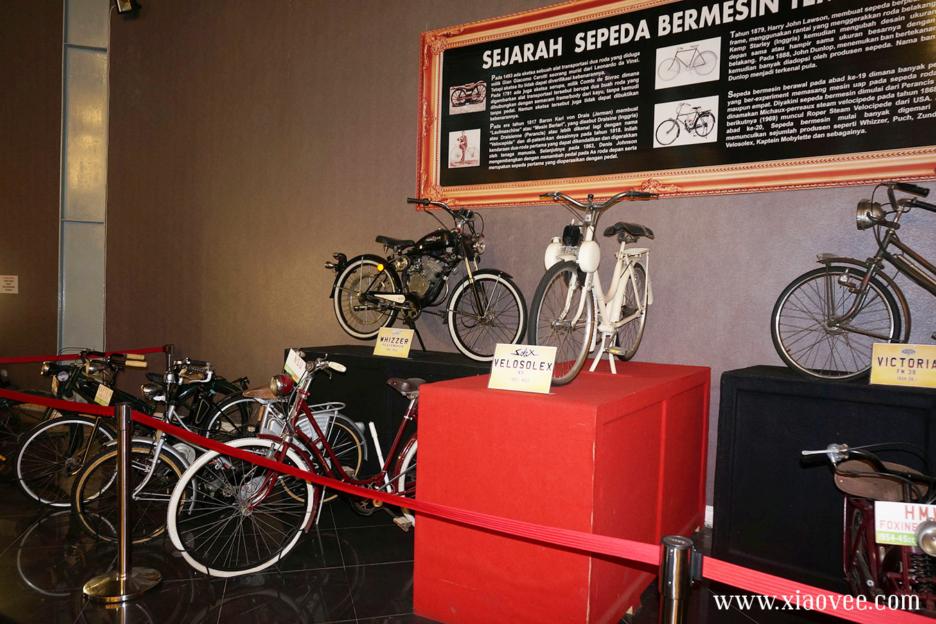 Museum Angkut, Transport Museum in Batu Indonesia review