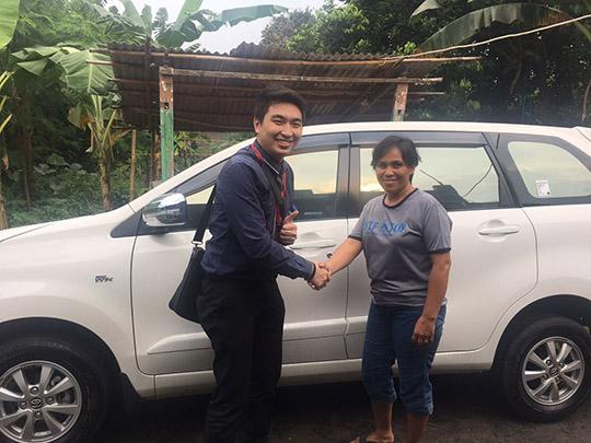 Toyota Summarecon Tangerang