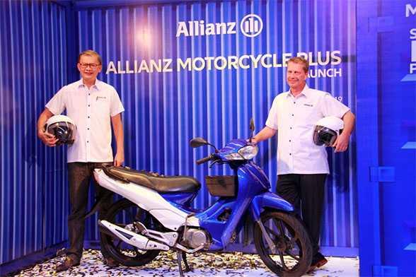 insurans motosikal Allianz Malaysia
