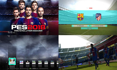 PES 2011 Graphic Pack 2018 by AlbPatch-PES2011