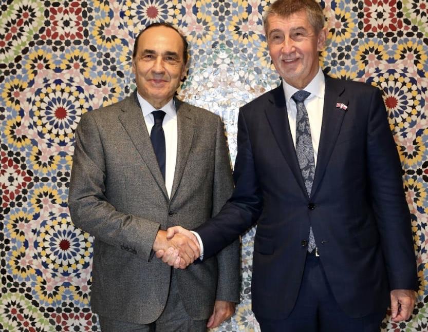 تارودانت24  الوزير الأول التشيكي يشيد بدعوة الملك لحوار مباشر مع الجزائر لإحياء الإتحاد المغاربي