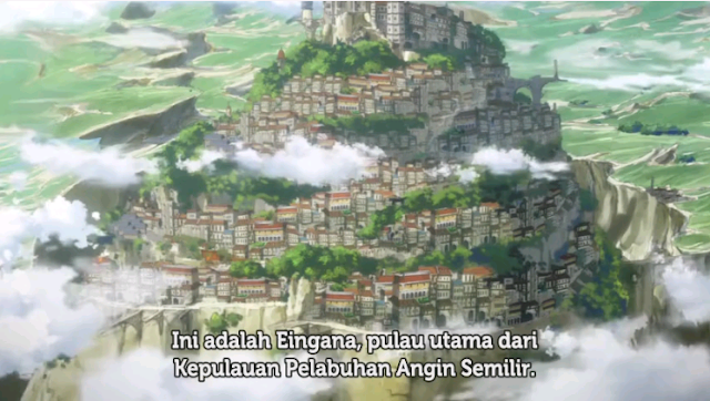 Granblue Fantasy The Animation Episode 03 Subtitle Indonesia