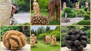 Marc Nucera, mucho arte en el jardín y larga vida a los árboles