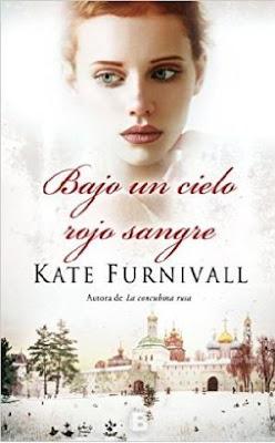 Bajo un cielo rojo sangre - Kate Furnivall
