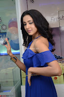 Priya Shri in Spicy Blue Dress ~  Exclusive 48.JPG