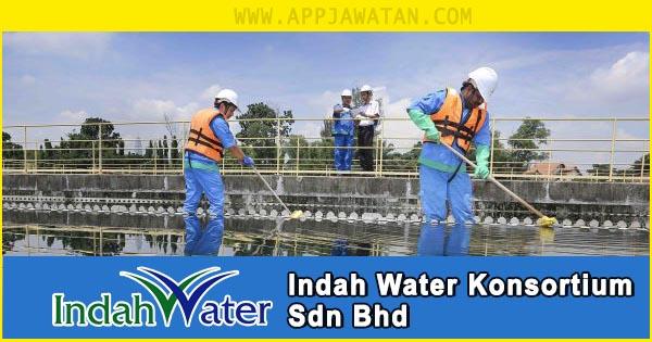 Jawatan Kosong di Indah Water Konsortium