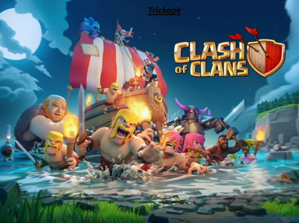 Clash of Clans Mod Apk Download Unlimited Coin/Gems /COC Hack Apk