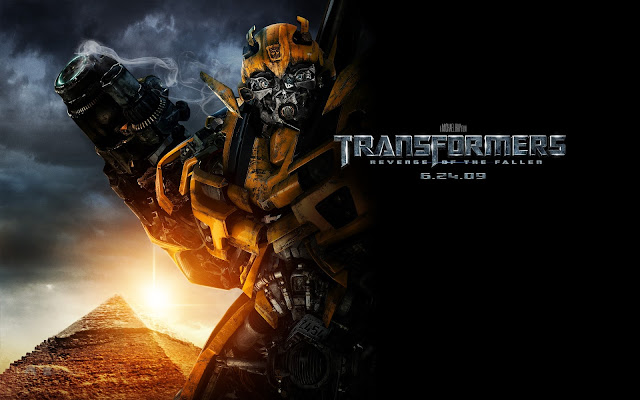 Transformer Bumblebee 4 Wallpaper HD Desktop