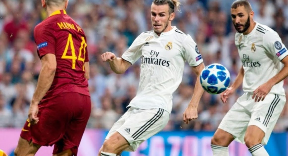 Dove Vedere ROMA-REAL MADRID Streaming Video Diretta Online