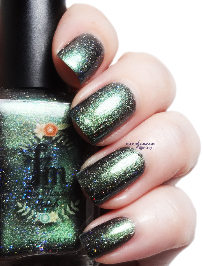 xoxoJen's swatch of Fair maiden Pier Magic