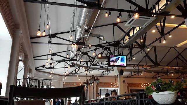 Hệ thống ống gió cho nhà hàng lẩu nướng