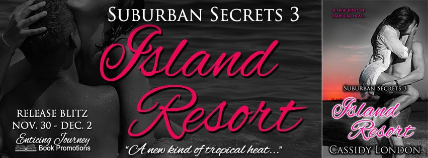 Island Resort Book Blitz