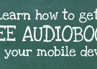 Get free audio books on your mobile device