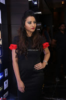 Meghana Gore looks super cute in Black Dress at IIFA Utsavam Awards press meet 27th March 2017 30.JPG