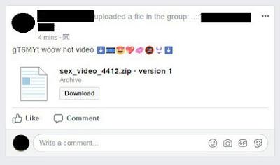 12.600 máy tính nhiễm mã độc đào tiền ảo lây qua Facebook - AnonyHome