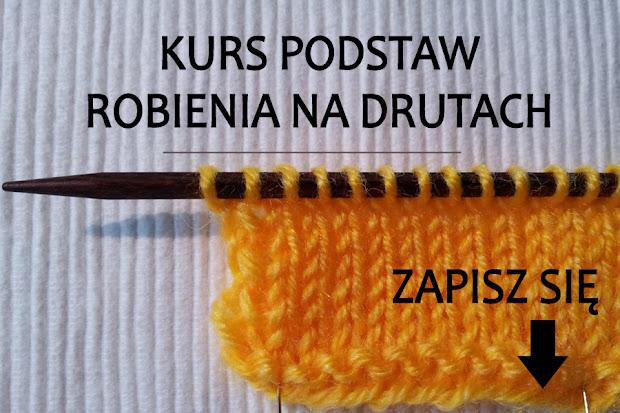Jak nauczyć się robić na drutach?