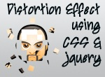 Distortion Effect On Images Using CSS & Jquery | Everything