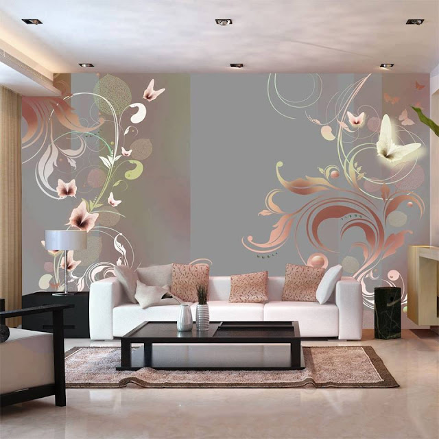 Stylish Living Room Wall Decorations Diy Decor Idea
