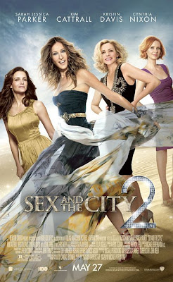 Sex and the City 2 – DVDRIP LATINO