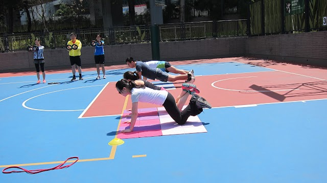 【週末好節目】簡單運動身體好 齊齊參與「Fun & Fit Day」