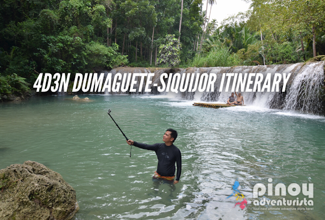 SAMPLE SIQUIJOR ITINERARY TRAVEL GUIDE BLOGS