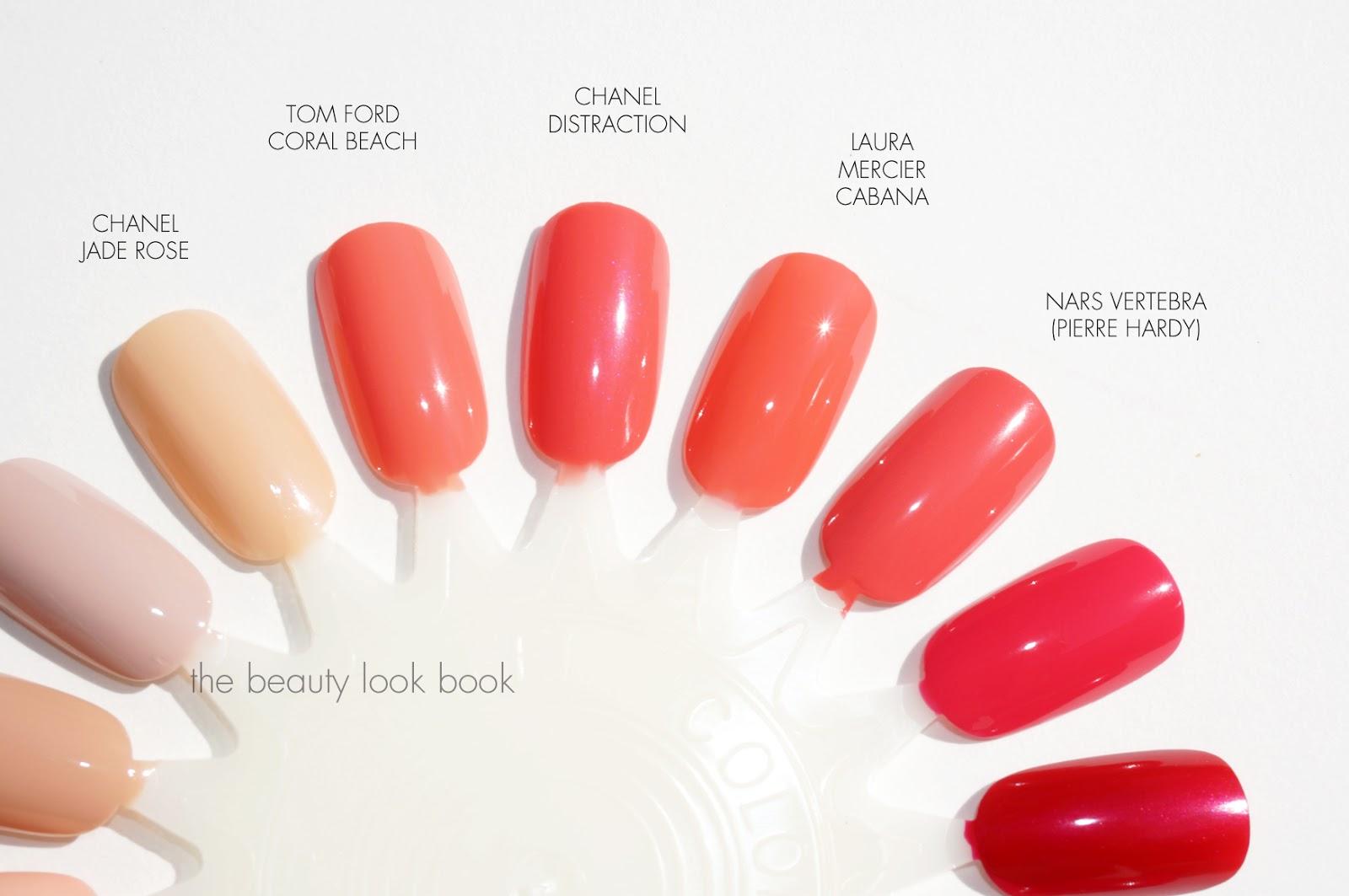 Tom Ford Spring Nail Polish Comparisons To Chanel Mac